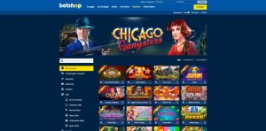 betshop casino games