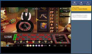 betshop live casino davinci roulette