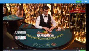 sportingbet live casino caribbean stud poker