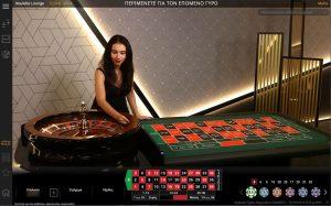 stoiximan live casino roulette