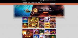 vistabet casino games