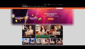vistabet live casino lobby
